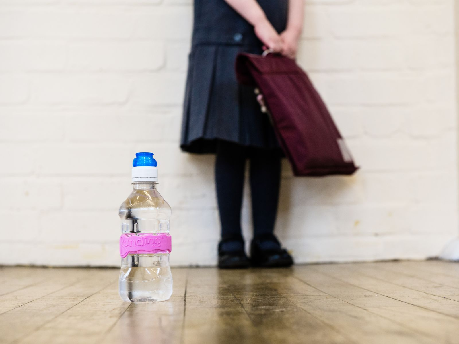 Water helps concentration at school